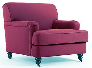 Photo of an armchair