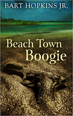 [Beach Town Boogie book cover]