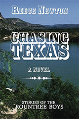 [Chasing Texas: Stories of the Rountree Boys book cover]
