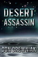 [Desert Assassin book cover]