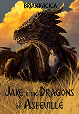 [Jake and the Dragons of Asheville book cover]
