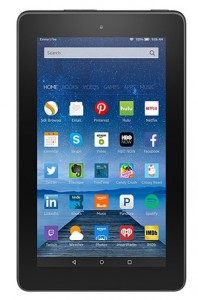 Photo of a Kindle Fire 7-inch