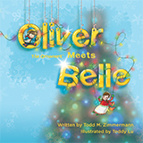 [Oliver Meets Belle book cover]