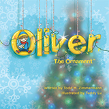 [Oliver the Ornament book cover]