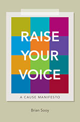 [Raise Your Voice book cover]