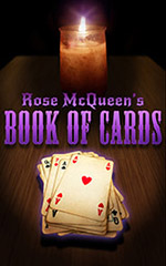 [Rose McQueen's Book of Cards book cover]