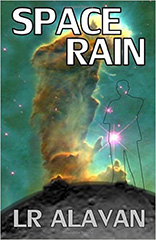 [Space Rain book cover]