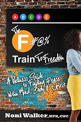 [The F Train to Freedom book cover]