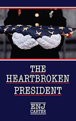[The Heartbroken President (President Series, Book 4) book cover]