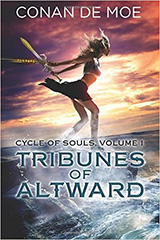 [Tribunes of Altward (Cycle of Souls Volume 1) book cover]